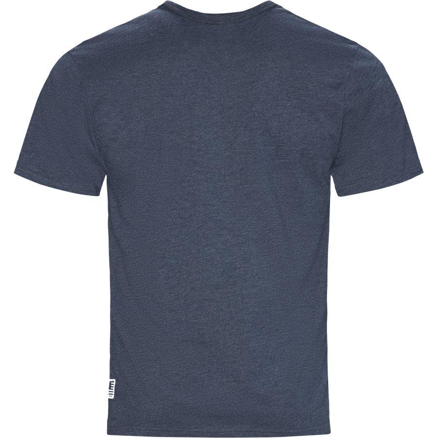 COUNTER - Counter Tee - T-shirts - Regular - DENIM MELANGE - 2